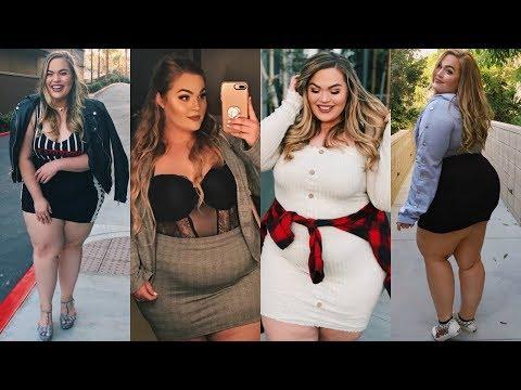 Plus-Size Fall Outfit Ideas   Fashion Nova   October 2018