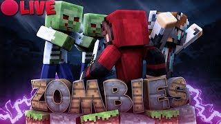 Can we CRUSH 100 likes for the NEW Hypixel Mini game called Zombies?!- 40 minute round starts at 42:00, thank me later ;) IP: Hypixel.netPeople in this video:Clinkzforce- https://www.youtube.com/channel/UCwLcUgRdaCwDllc5MUTo6PgXQII- https://www.youtube.com/channel/UCXlOpKxiNbWJUqQwsPqUSSA
