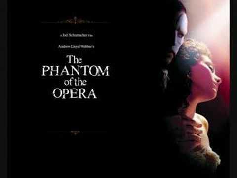 Tekst piosenki Phantom of the opera - The point of no return po polsku