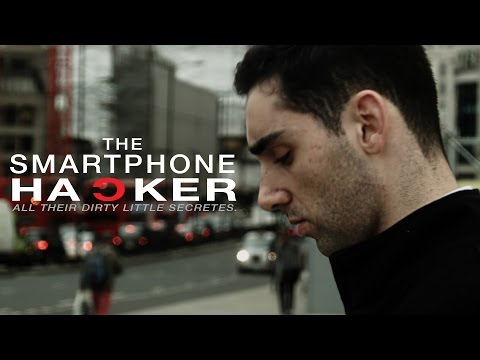 The Smartphone Hacker - Short Film (how Somone Can Hack Into Your Phone)