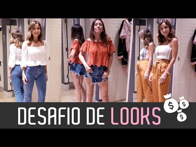 Desafio de Looks em Fast Fashion | Forever 21 - Sonhos de Crepom