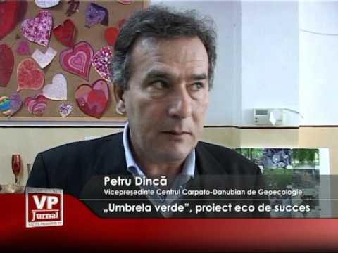 """Umbrela verde"", proiect eco de succes"
