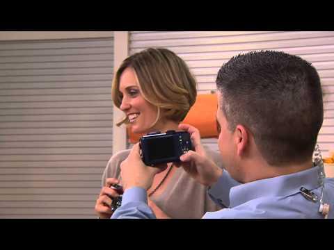 """Kodak PixPro AZ251 16MP 25X OpticalZoom HD Video, 3""""LCD w/8GB Card with Kerstin Lindquist"""