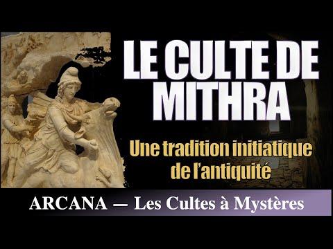 Le culte de Mithra - Les Sociétés Secrètes