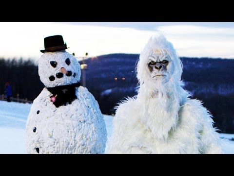 Yeti & Scary Snowman Prank – Season 4 Episode 6