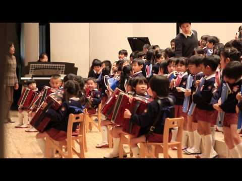 青徳幼稚園 音楽発表会