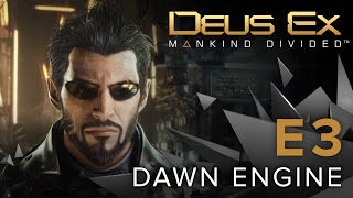 Dawn Engine tech demo