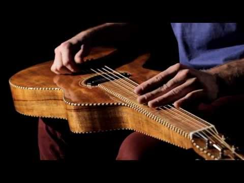 Thomas Oliver – 'Jurassic Park Theme' (Weissenborn Instrumental)