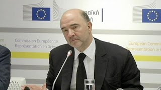 EU commissioner warns Greek non-payment of bailout debts would be suicide