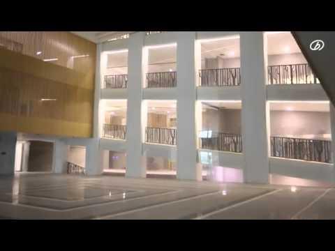 Construyen en China edificio de 57 pisos en 19 días (видео)
