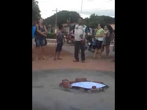Prefeito Caçula critica ação de pároco de Aurora do Tocantins