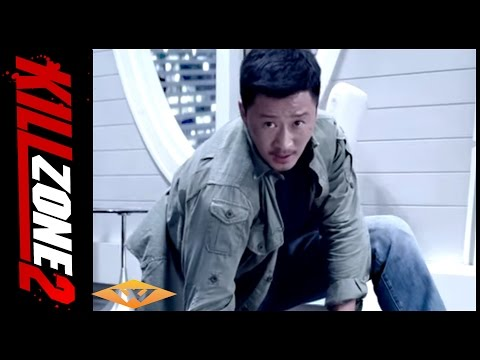 KILL ZONE 2 (2016) Movie Clip: Knife Fight Scene - Featuring Tony Jaa - Well GO USA