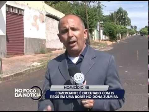 48º Homicídio neste ano em Uberlândia é registrado no bairro Dona Zulmira