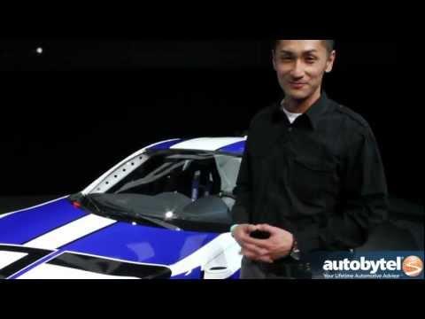 Scion Racing GReddy FR-S with Ken Gushi at the 2012 NAIAS
