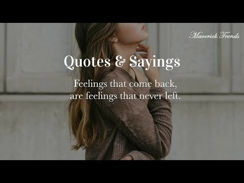 Life quotes - Deep Quotes about Love & Life (Part 001)  Beautiful Quotes and Sayings