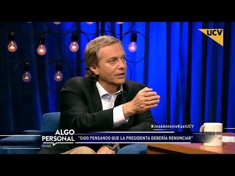"""video José Antonio Kast: """"Sigo pensando que la Presidenta debería renunciar"""""""