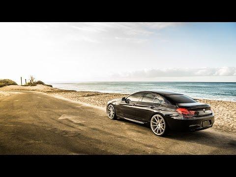 BMW 6-Series Gran Coupe | Black di Forza BM12 | Savini Wheels