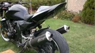 8. Kawasaki Z1000 2005 with Muzzy