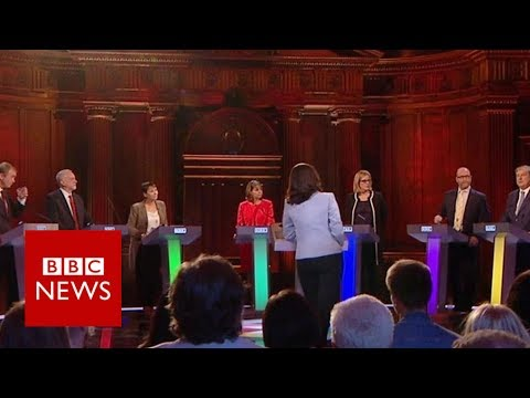 BBC debate: Rivals attack Theresa May over absence - BBC News