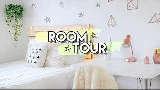 ROOM TOUR 2018 (Room makeover part 4) | JENerationDIY
