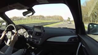 BMW M235i vs E46 M3 CSL Nurburgring Norschleife