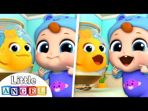Opposites Song | Nursery Rhymes & Kids Songs by Little Angel - Thời lượng: 3 phút, 40 giây.