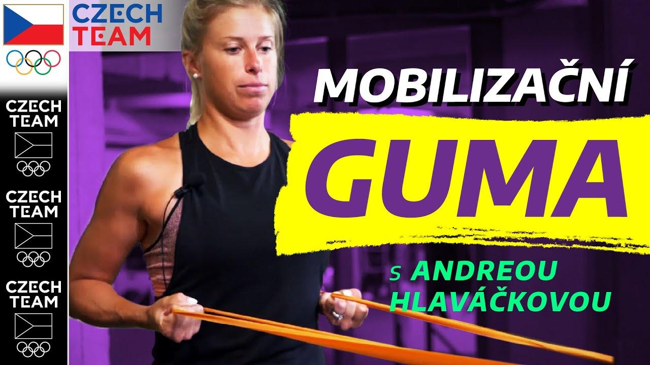 S čím trénují tenisové hvězdy? | Cvičení s Andreou Sestini Hlaváčkovou ep. 2