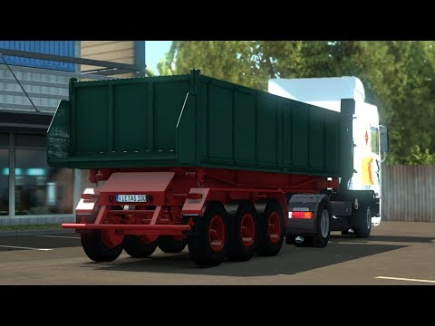 Old School Dump Trailer 1.28.x