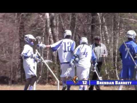 Video Highlights: M. Lacrosse vs. Albertus Magnus College