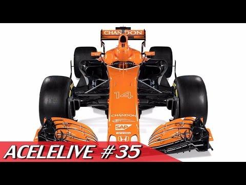 QUEM VAI DERROTAR A MERCEDES? - ACELELIVE #35_Sportkocsi videók