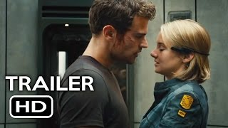 Nonton The Divergent Series: Allegiant Official Trailer #1 (2016) Shailene Woodley Movie HD Film Subtitle Indonesia Streaming Movie Download