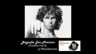 Biografía De Jim Morrison (1ra Parte)