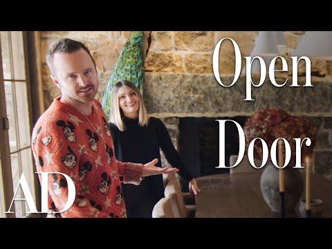 Inside Aaron Paul's Rustic Riverside Home In Idaho   Open Door   Architectural Digest