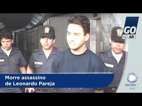 GA - Morre assassino de Leonardo Pareja - 24-10-2018
