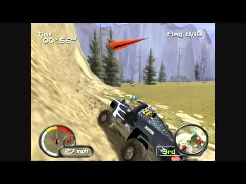 Test Drive Off-Road Wide Open Playstation 2