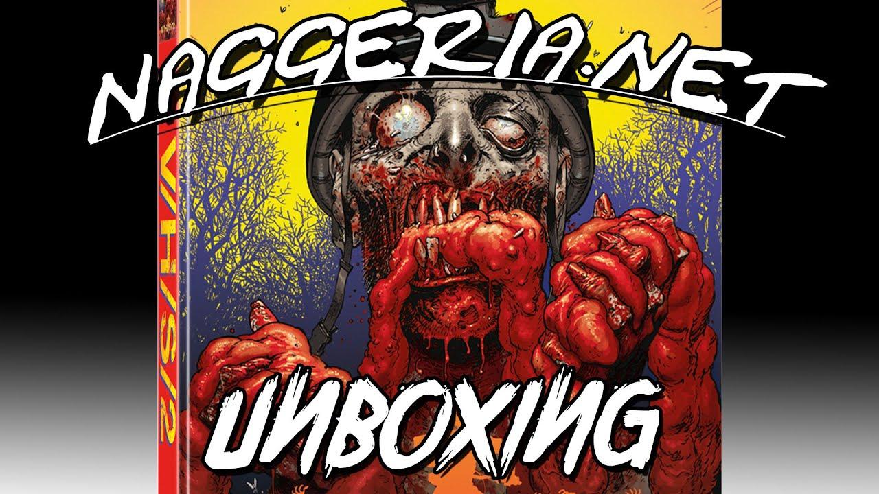 [Unboxing] S-VHS Limited Mediabook