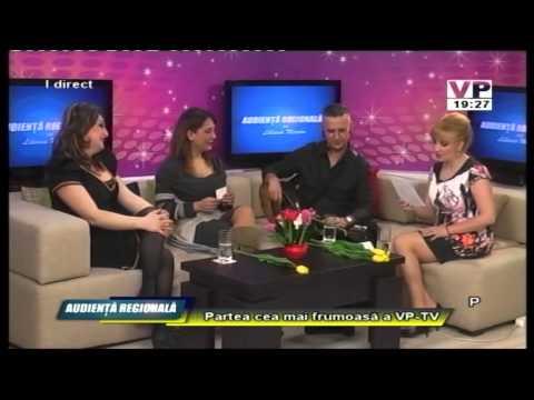 Emisiunea Audiență regională – Echipa feminină VP TV – 6 martie 2015