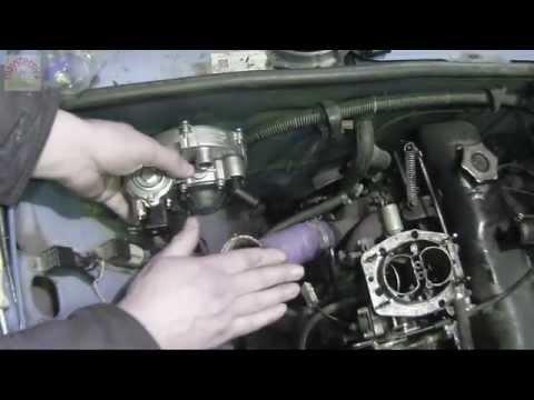 как самому установить газовое оборудование на ниву