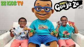 Video Oh No! Drone Master Cloned ZZ Kid! (Heroes of Goo Jit Zu Toy Scavenger Hunt!) MP3, 3GP, MP4, WEBM, AVI, FLV Juni 2019