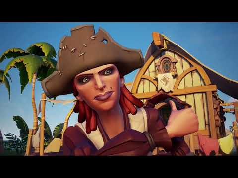 Sea of Thieves - Bande annonce et date de sortie
