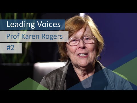 Leading Voices – Prof Karen Rogers Lesson 2