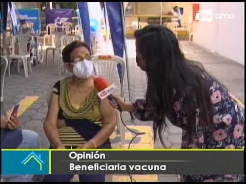 Municipio de Guayaquil habilita SOLCA como punto de vacunación contra covid-19 para adultos mayores