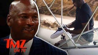 Video Michael Jordan Has Super Secret Unreleased Jordan's! | TMZ TV MP3, 3GP, MP4, WEBM, AVI, FLV Maret 2018
