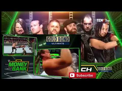 WWE Money In The Bank 18 June 2017 Highlights HD