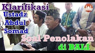 Video (FULL) Klarifikasi  Ustadz Abdul Somad Perihal Penolakan Di Bali (Bersama Ormas Islam & LAM Riau) MP3, 3GP, MP4, WEBM, AVI, FLV Desember 2017