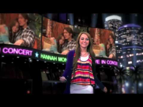 Hannah Montana - Forever (Intro HD)