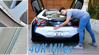 Video 40,000 Miles in a BMW i8: the Good, the Bad, the Ugly MP3, 3GP, MP4, WEBM, AVI, FLV Juli 2019