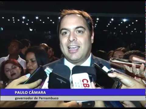 [JORNAL DA TRIBUNA] Paulo Câmara comenta sobre afastamento de delegado