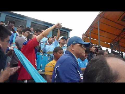 Gvardia Xtrema en el SPORTING CRISTAL 2 - 0 Inti Gas 29/07/2012 - Gvardia Xtrema - Sporting Cristal