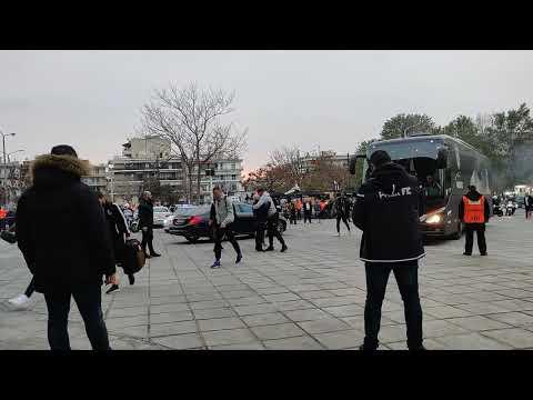 Video - ΠΑΟΚ: Ο Σαββίδης δεν αλλάζει συνήθειες...
